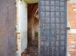 Ворота в церковь