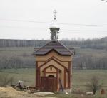 Строительство новой церкви 2010 год.
