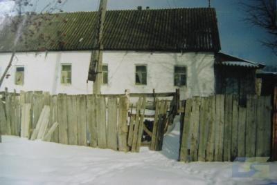 Чемодановский сельский клуб (до 1969г.)