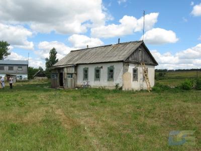 Здесь жили Ханины в 20 веке.